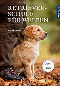 Buch Retrieverschule für Welpen: Grunderziehung, Dummy-Training